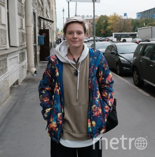 """Софа. Фото Алена Бобрович, """"Metro"""""""