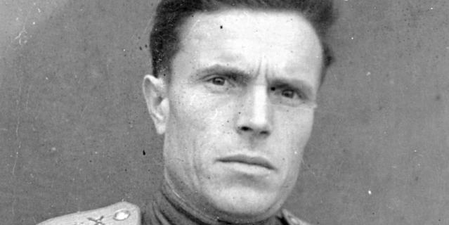 Семён Панич (1940-е годы).