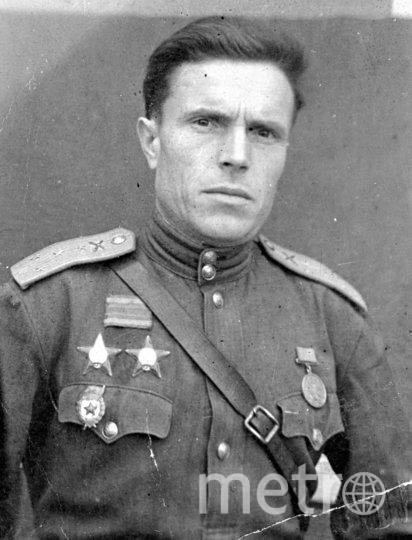 """Семён Панич (1940-е годы). Фото из личного архива Аллы Берсеневой, """"Metro"""""""