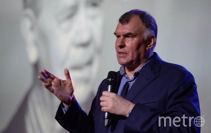 Сергей Мирошничнко. Фото РИА Новости