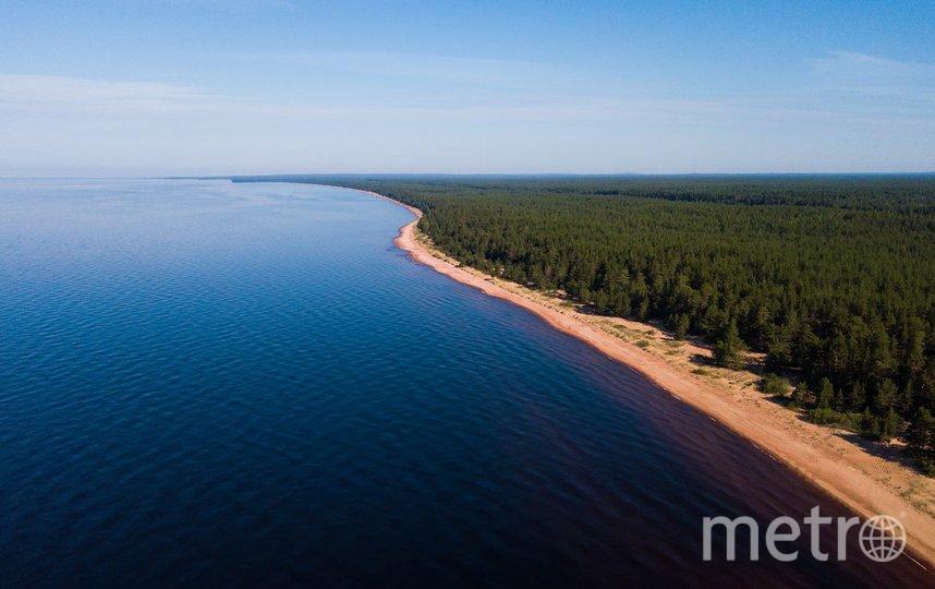 Ладожское озеро. Фото https://tochkanakarte.ru/