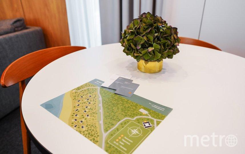 """Новый экологичный отель """"Точка на карте. Видлица"""" примет первых гостей уже 16 октября. Фото https://tochkanakarte.ru/"""