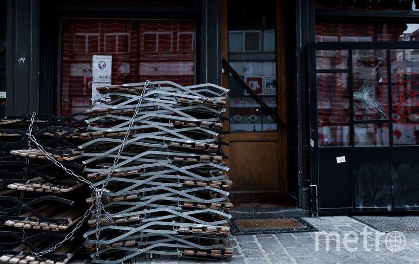 В Бельгии бары закрываются из-за коронавируса. Фото AFP