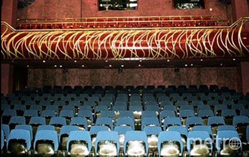 Театр Луны. Фото instagram @lunatheatre