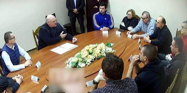 Встреча Лукашенко.