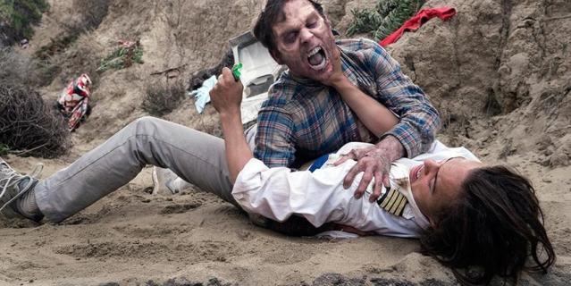 """Кадр из сериала """"Бойтесь ходячих мертвецов"""", 6-й сезон."""