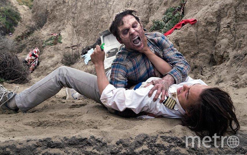 """Кадр из сериала """"Бойтесь ходячих мертвецов"""", 6-й сезон. Фото AMC, kinopoisk.ru"""