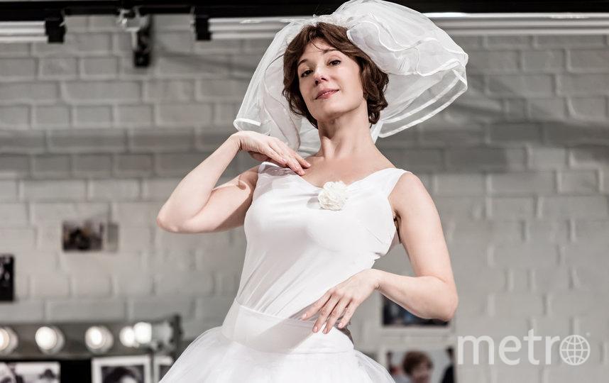 Невеста Раиса Титаренко (Чулпан Хаматова). Фото предоставлено пресс-службой Театра наций