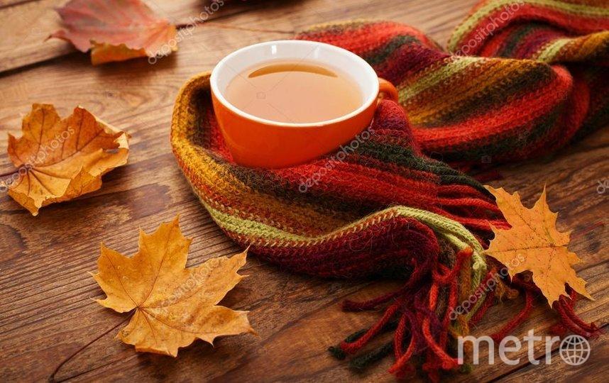 Осень пахнет бактериями, но вкусно. Фото depositphotos