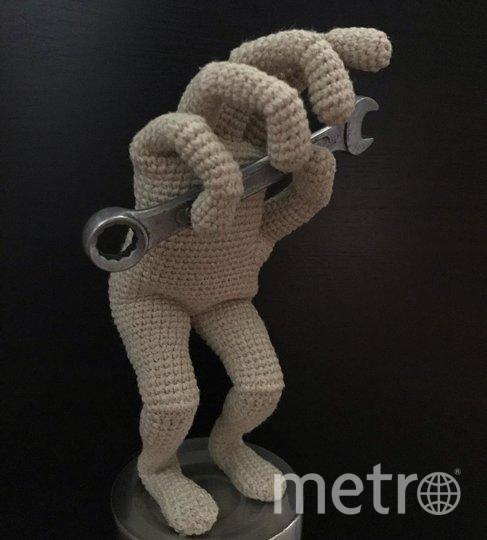 """Рукопоп – персонаж абстрактный, но для многих узнаваемый. Фото Скриншот Instagram: @tim_elena_luk, """"Metro"""""""