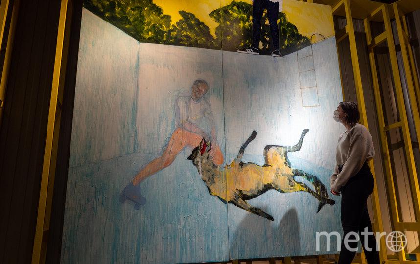 """Выставка """"Твое сознание не знает границ"""" открывается 15 октября. Фото Святослав Акимов, """"Metro"""""""