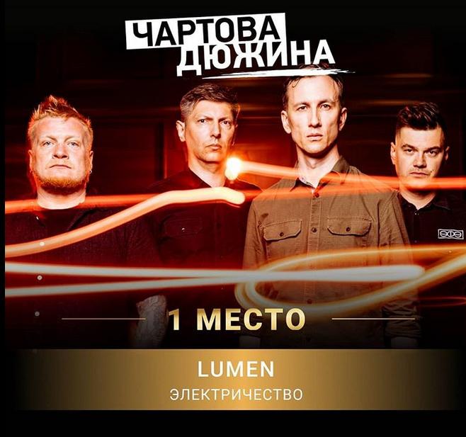 """Группа Lumen выступит с программой """"Электричество"""" 3 ноября. Фото instagram @lumen_official"""
