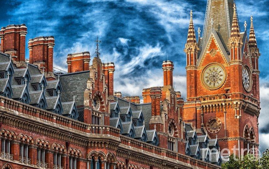 Лондон. Фото pixabay