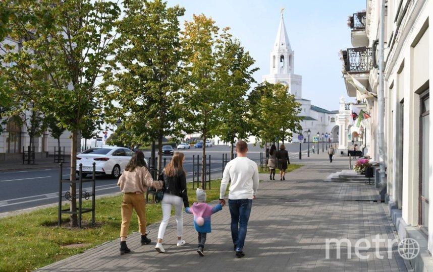 """Наш город часто называют столицей Казахстана. Фото kzn.ru, """"Metro"""""""
