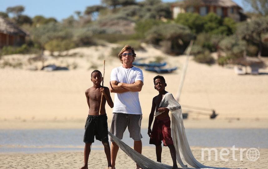 Сева на Мадагаскаре. Фото предоставлено Севой Шульгиным