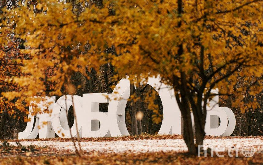 """Можно сфотографироваться в разноцветных деревьях надписей """"Любовь"""". Фото Саратовцева Вероника (saratovtseva.photo), """"Metro"""""""