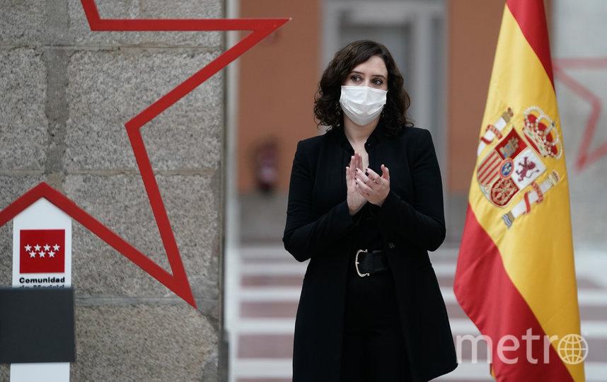 В Испании продолжают бороться с коронавирусом. Фото AFP