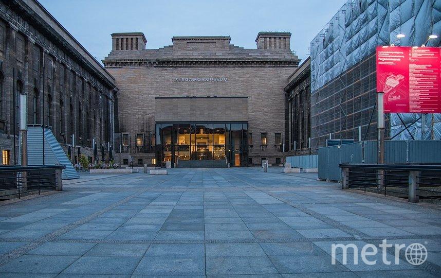 """Пергамский музей. Фото pixabay.com, """"Metro"""""""