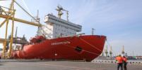 Петербург готов стать транспортным хабом по Северному морскому пути