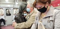 Петербуржцев без масок не пустят в общественный транспорт