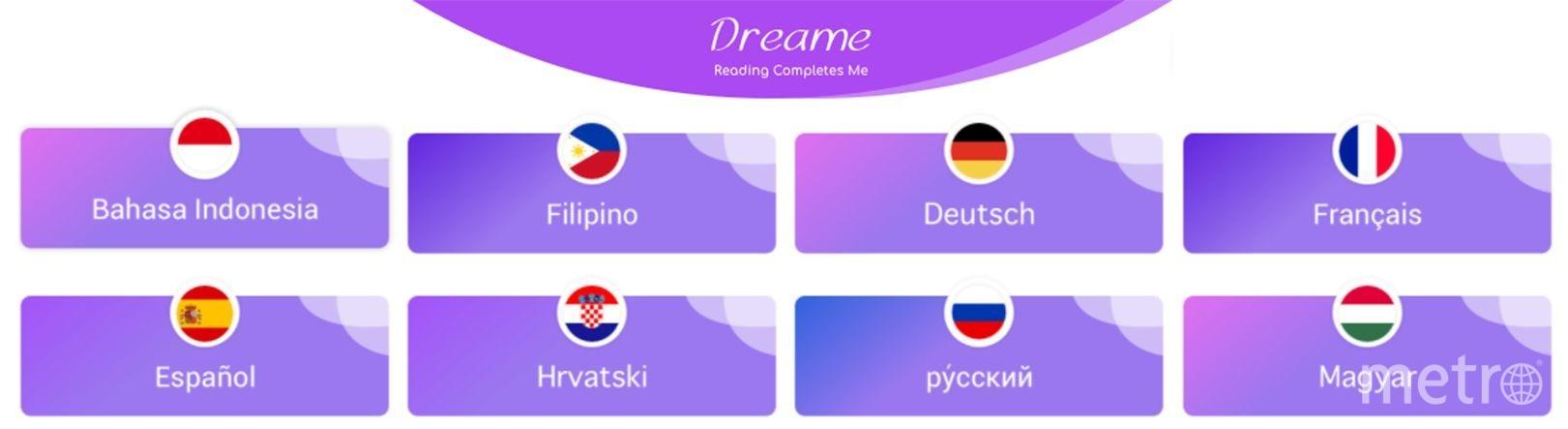 Онлайн-платформа для писателей Dreame.