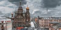 В Петербург придут тепло и дожди
