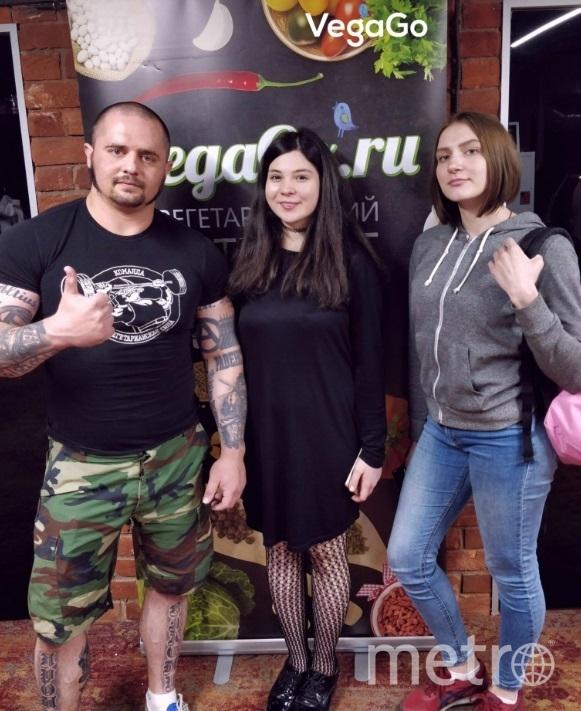 Веганское движение в Петербурге продолжает набирать популярность. Фото Фото предоставлено VegaGo.