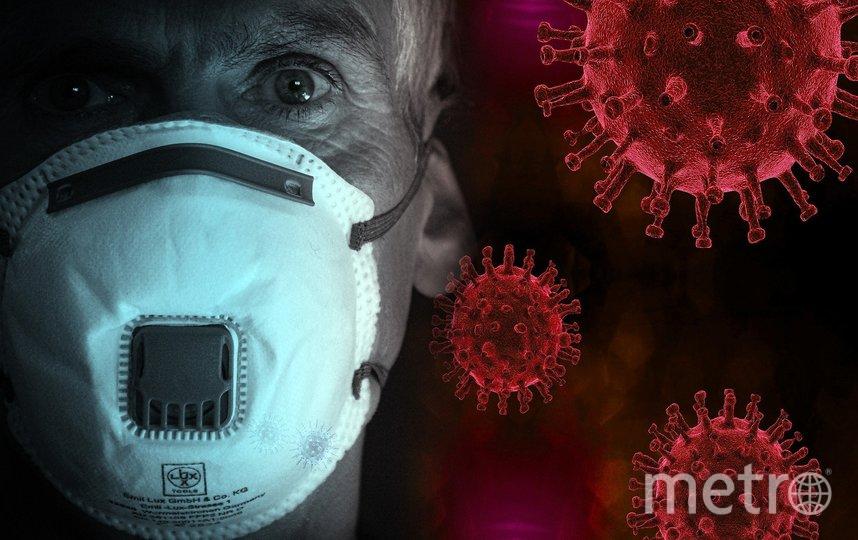 Всего в мире 41 570 883 заболевших вирусом COVID-19. Фото Pixabay