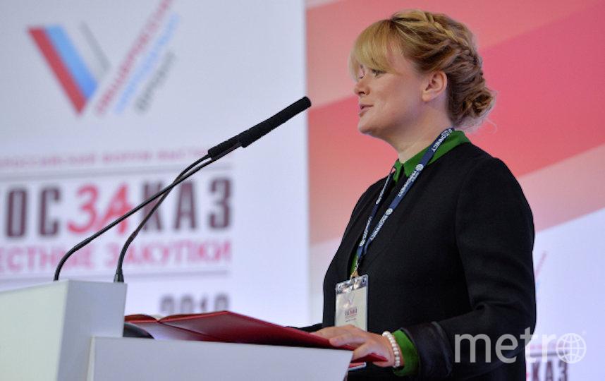 Сергунина. Фото РИА Новости