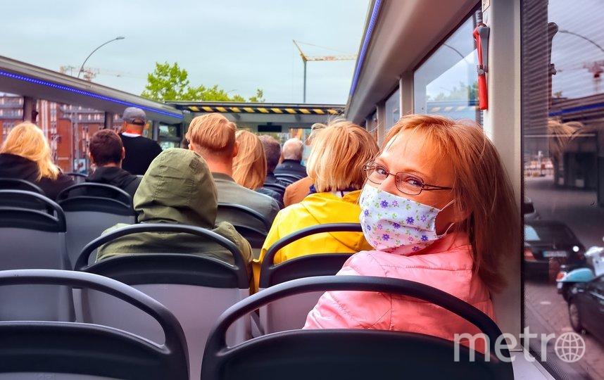 """Требование об обязательном ношении масок распространяется и на городское такси. Фото pixabay.com, """"Metro"""""""