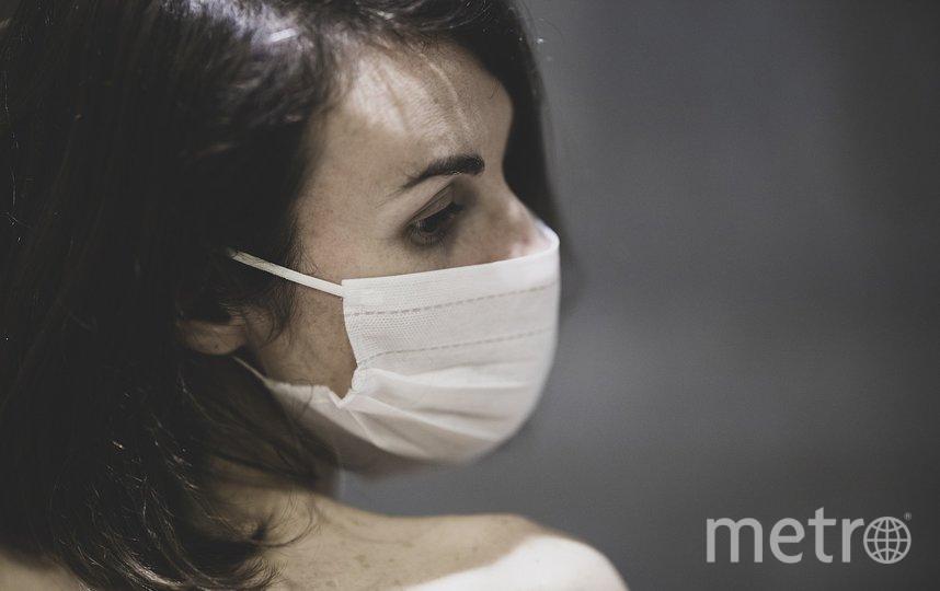 """При наличии сиптомов COVID-19 забор мазков на коронавирус производится незамедлительно. Фото pixabay.com, """"Metro"""""""