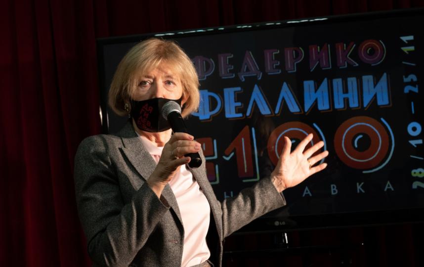 """""""Федерико Феллини:100"""". Фото Святослав Акимов, """"Metro"""""""