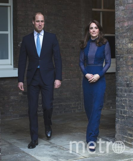 Кейт Миддлтон и принц Уильям. Фото архив, Getty