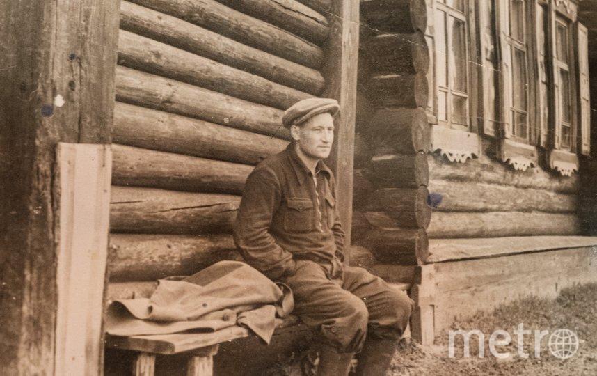 """Андрей Бурханов. Фото предоставлено Ириной Балай, """"Metro"""""""