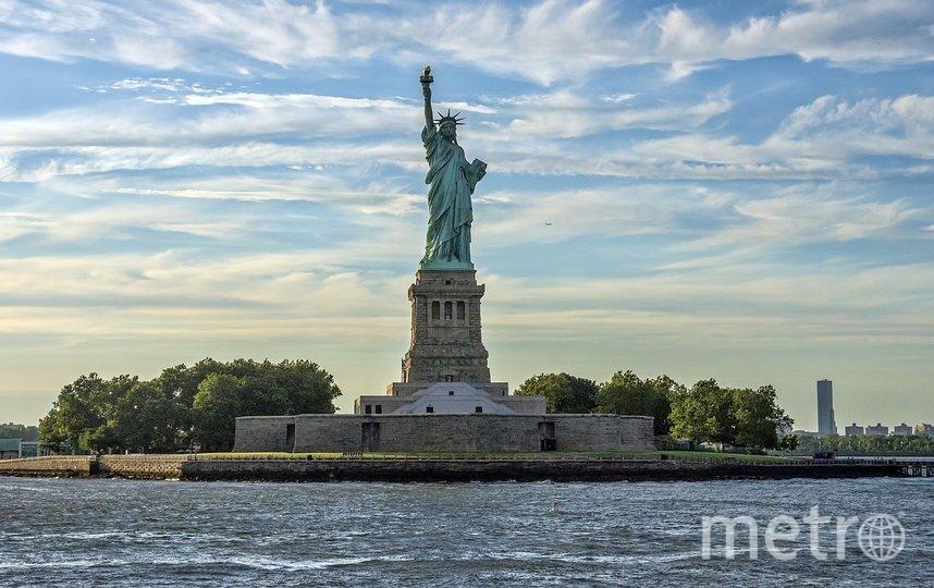 """Статуя Свободы. Фото pixabay.com, """"Metro"""""""