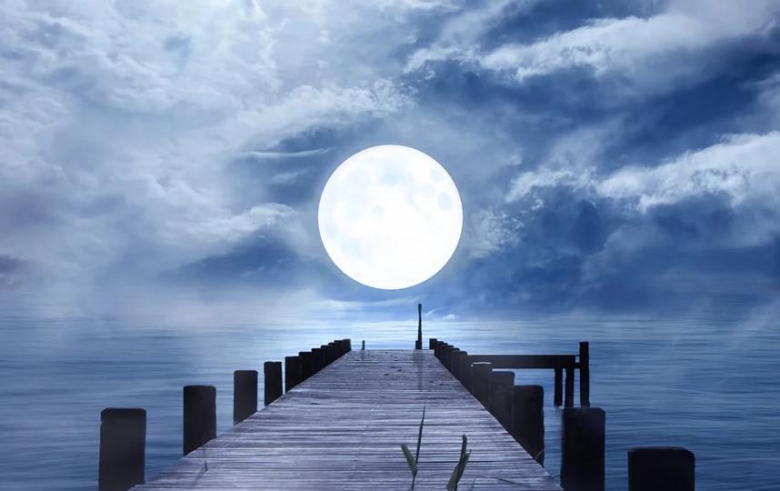 Голубая Луна и Хэллоуин: почему полнолуние 31 октября станет необычным . Новости - Россия. Metro