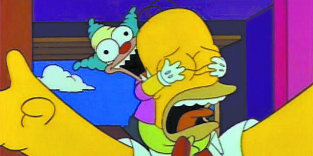 """""""Симпсоны""""."""