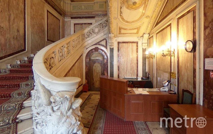 Здание было построено в 1858 году почетным петербуржцем Иваном Кондоянаки. Фото spbu.ru.