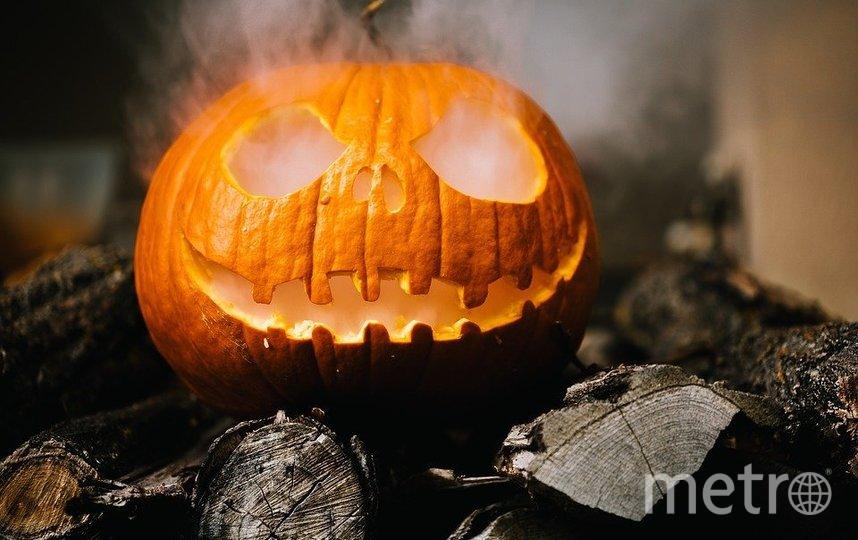 Тыква – один из культовых символов Хеллоуина.