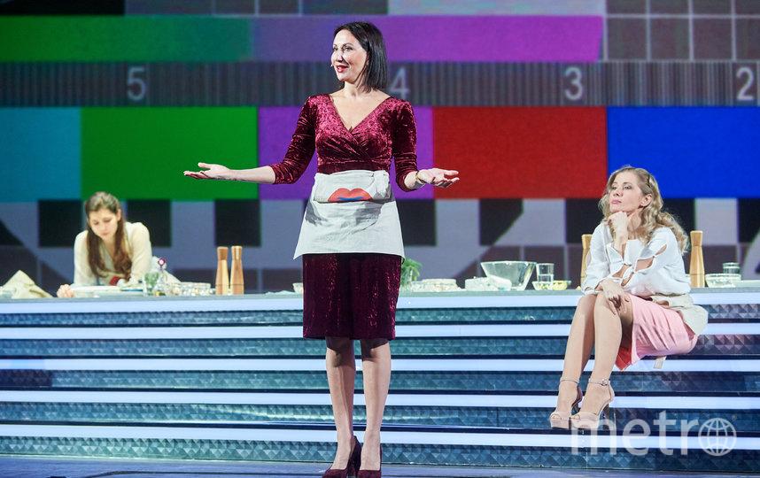 «Некурортный роман» - спектакль, в котором семь героинь, семь сценариев жизни. Фото Предоставлено организаторами