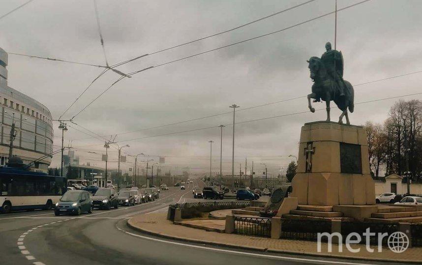 Петербуржцев ожидает облачная погода. Фото  instagram/m.brennt24.