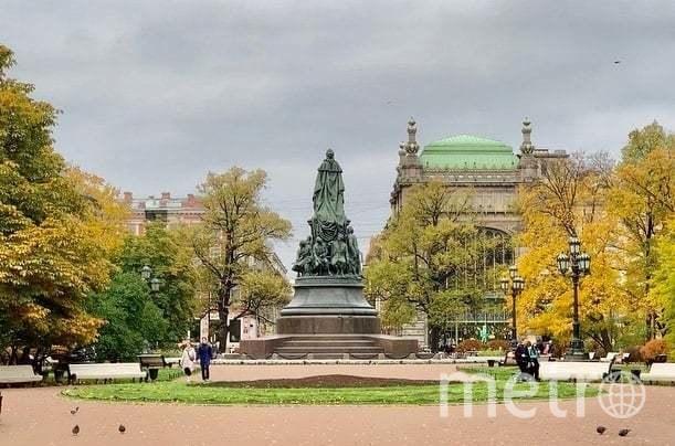 ,В Петербурге ожидается облачная с прояснениями погода. Фото instagram/irinaivanovapiter.