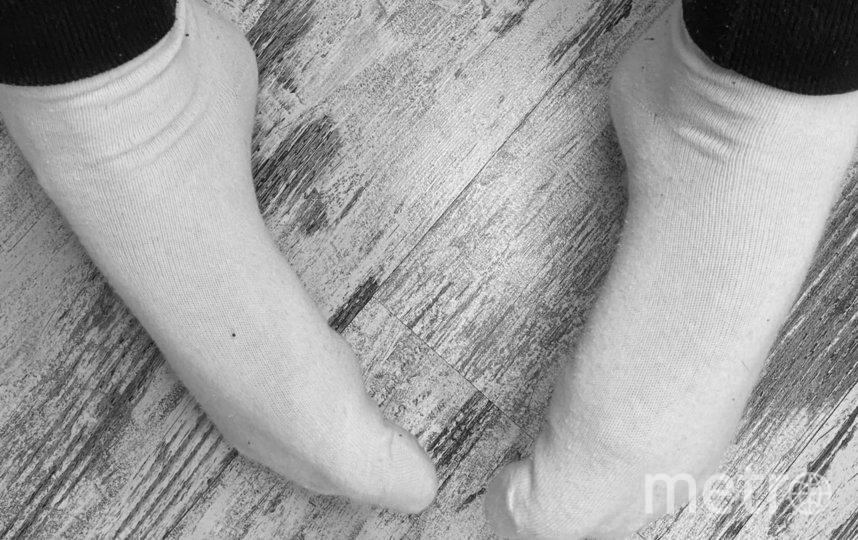 """Сведите носки и разведите пятки. Фото """"Metro"""""""