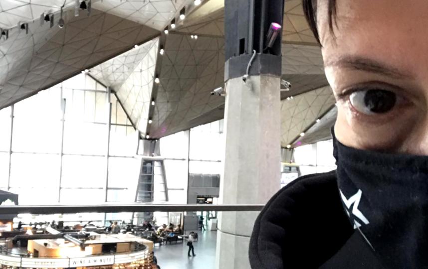 """Пулково и его пустынный международный терминал. Фото """"Metro"""""""