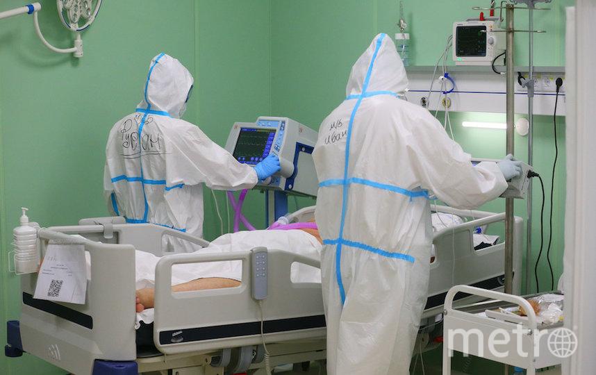 О больных заботятся медики, знакомые с ковидом: 24-я больница с апреля по июль пролечила более 2,5 тыс. пациентов с коронавирусом. Фото Василий Кузьмичёнок
