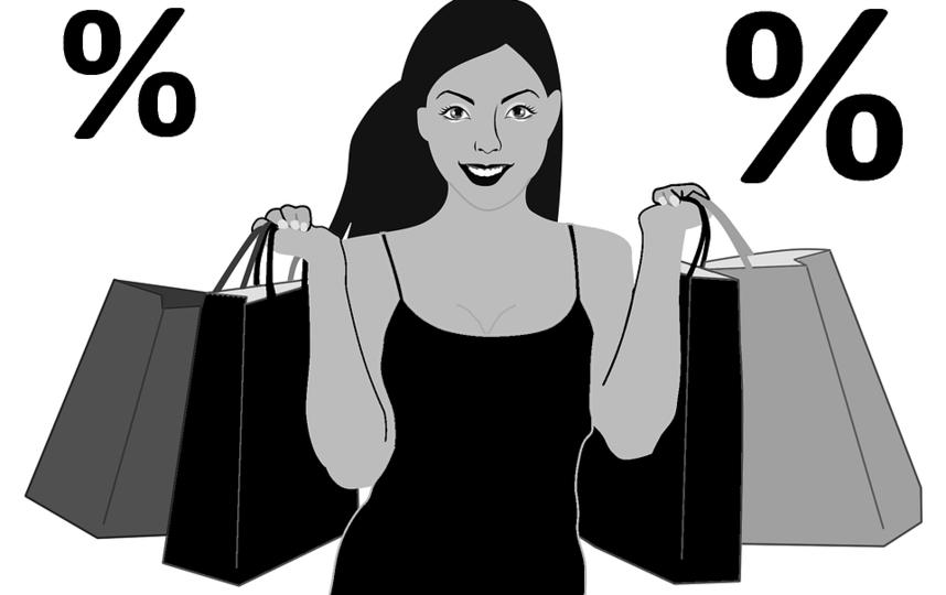 """Среди задач на ноябрь: не пропустить рекордные скидки в """"чёрную пятницу"""" 26 ноября. Фото pixabay.com"""