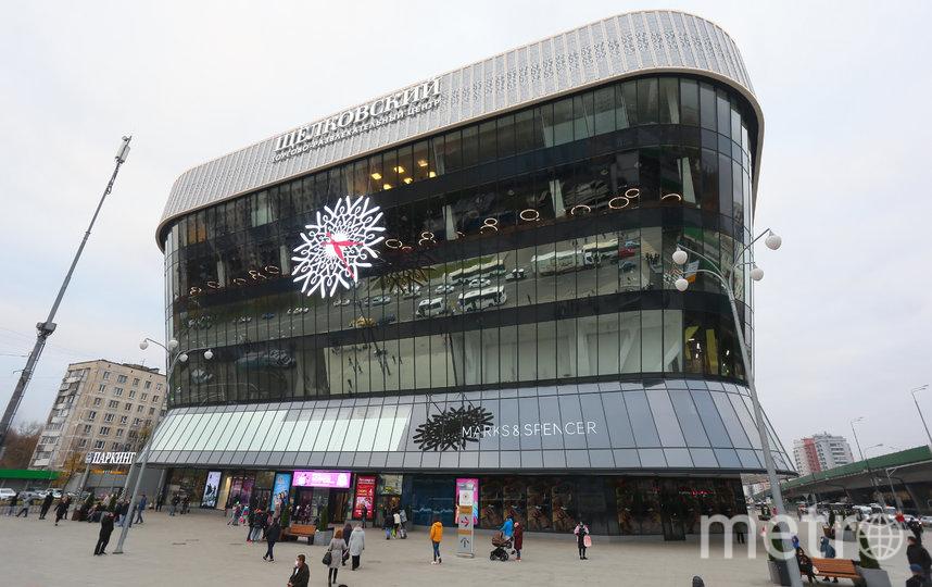"""Автовокзал """"Щёлковский"""". Фото Василий Кузьмичёнок"""