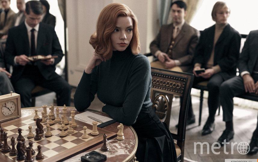 "Кадры из сериала ""Ход королевы"". Фото kinopoisk.ru"
