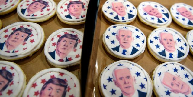 Выборы в США начались.