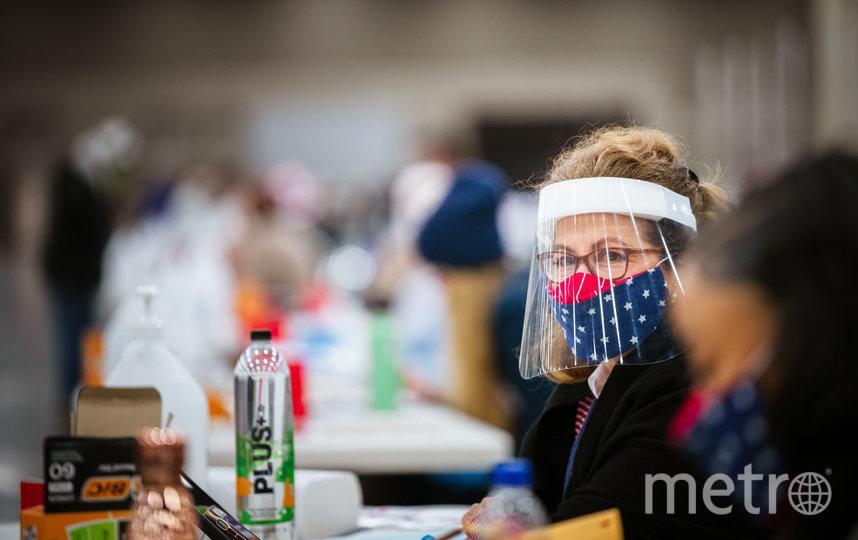 Выборы в США начались. Айова. Фото Getty
